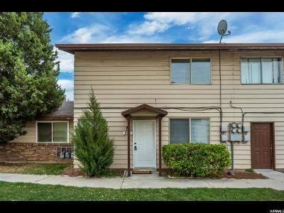Orem Condo For Sale: 28 E 1450 S