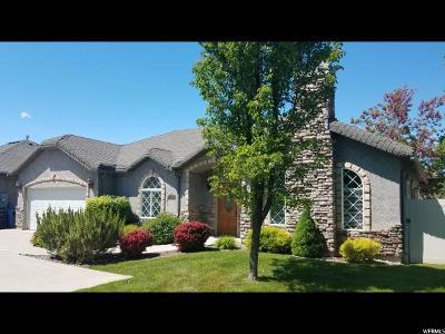 Providence Single Family Home For Sale: 418 Choke Cherry Ln