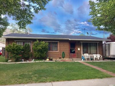 Salt Lake City UT Single Family Home For Sale: $235,000