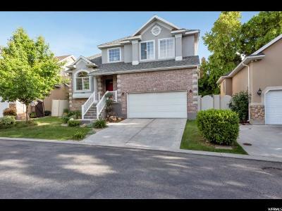 Salt Lake City UT Single Family Home For Sale: $525,000