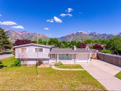 Cottonwood Heights UT Single Family Home For Sale: $342,000