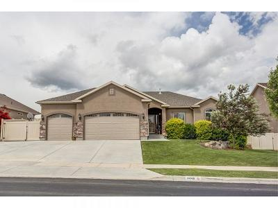 West Valley City Single Family Home For Sale: 4448 S Wynridge Ln