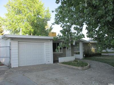West Valley City Single Family Home For Sale: 4075 S 4275 W