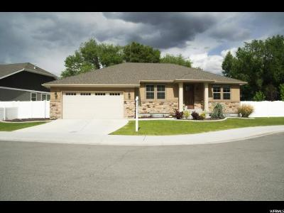 Murray Single Family Home For Sale: 6421 S Keen Ct E