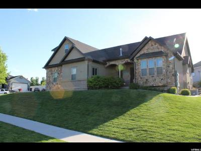 Santaquin Single Family Home For Sale: 1306 S Cedar Pass Dr
