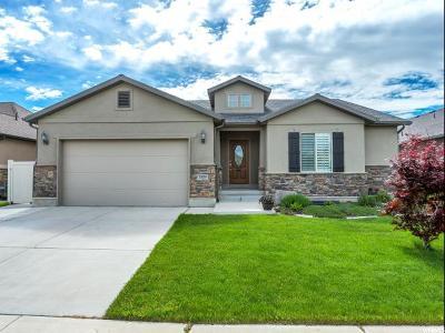 South Jordan Single Family Home For Sale: 11059 S Tippecanoe W