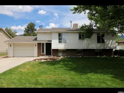 Layton Single Family Home For Sale: 2646 N 1450 E
