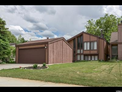 Taylorsville Single Family Home For Sale: 2459 W Dutch Draw Dr