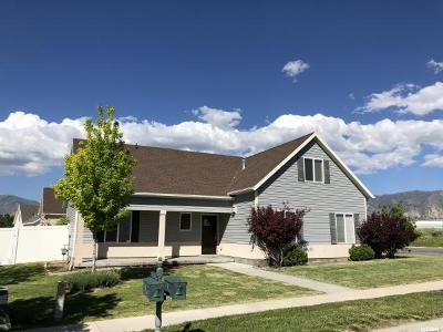 Tooele Single Family Home For Sale: 48 W 1570 N