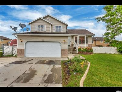 West Valley City Single Family Home For Sale: 6528 W 2920 S