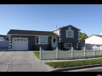 Magna Single Family Home For Sale: 7772 W Bridgton Dr S