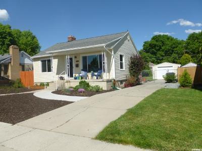 Salt Lake City UT Single Family Home For Sale: $300,000