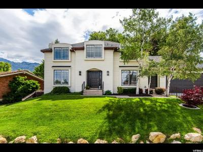 Cottonwood Heights Single Family Home For Sale: 7359 S Lonsdale Dr E