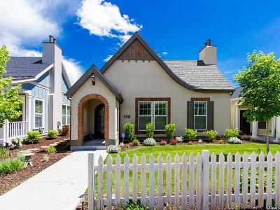 South Jordan Single Family Home For Sale: 11282 S Chicory Ln