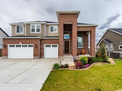 South Jordan Single Family Home For Sale: 2158 W Nicholas Farm Ln