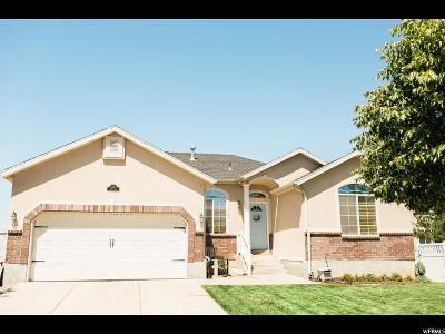 Layton UT Single Family Home For Sale: $335,000
