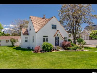Riverton Single Family Home For Sale: 12523 S Redwood Rd W