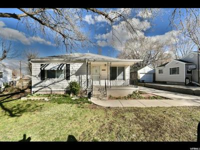 Magna Single Family Home For Sale: 2829 S 8560 W