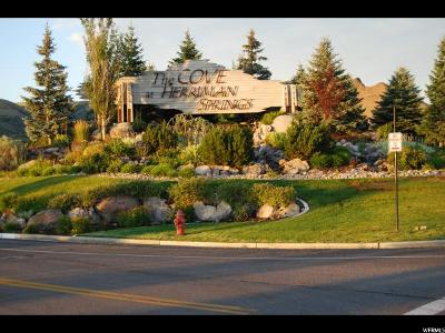 Herriman Residential Lots & Land For Sale: 14883 S Misty Springs Dr W