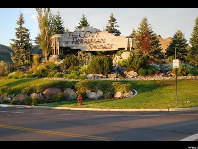 Herriman Residential Lots & Land For Sale: 14982 S Cedar Heights Dr W