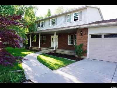 Orem Single Family Home For Sale: 983 E 315 S