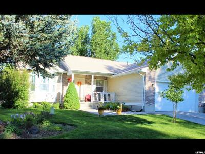 Stansbury Park Single Family Home For Sale: 698 Country Clb
