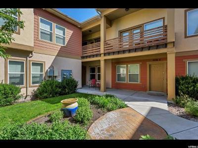 Farmington Townhouse For Sale: 1008 N Shepard Creek Parkway #3