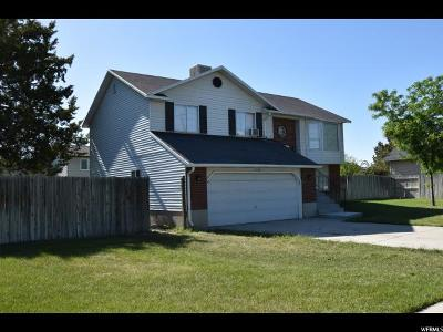 Riverton Single Family Home For Sale: 12256 S 1300 W