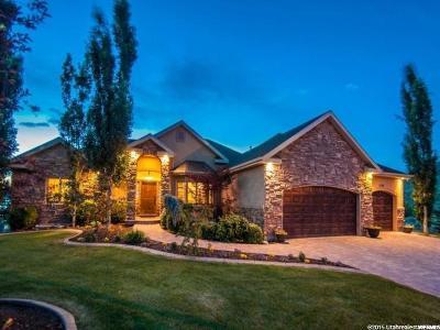 Draper Single Family Home For Sale: 1709 E Burning Oak Dr S