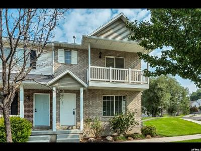 Spanish Fork Townhouse For Sale: 1233 E 570 N