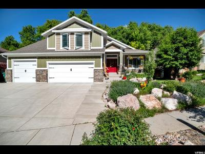 Layton Single Family Home For Sale: 1590 N 2575 E