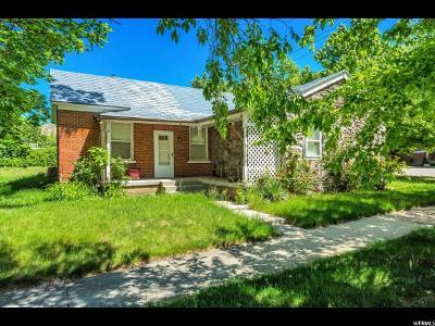 Farmington Single Family Home For Sale: 93 E 200 N