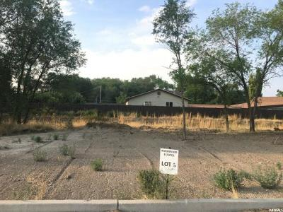 Riverton Residential Lots & Land For Sale: 1634 W Willow Manor Way