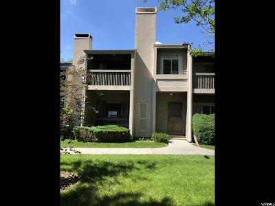Holladay Townhouse For Sale: 1626 E St. James Pl