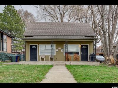 Salt Lake City Multi Family Home For Sale: 265 S 700 E
