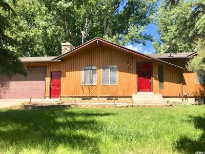 Logan Single Family Home For Sale: 1115 S Park Ave W