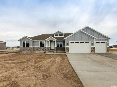 Grantsville Single Family Home For Sale: 821 E Sunset View Rd S #724