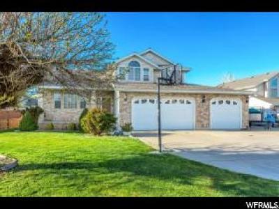 Layton Single Family Home For Sale: 2776 W Lindi Way