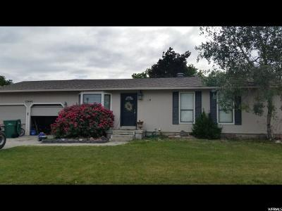 Riverton Single Family Home For Sale: 12440 S Riverton