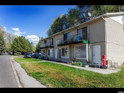 Salt Lake City Multi Family Home For Sale: 1492 S 400 E