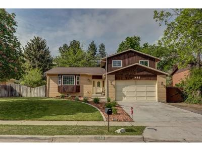 Sandy Single Family Home For Sale: 1448 Stanley Dr
