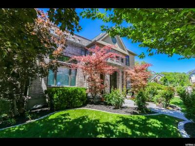 Cedar Hills Single Family Home For Sale: 9481 N 3830 W