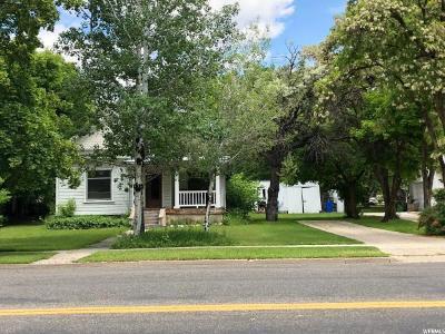 Logan Single Family Home For Sale: 580 N 500 E