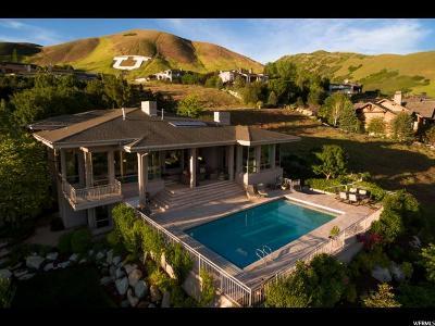 Salt Lake City Single Family Home For Sale: 1616 E Federal Pointe Dr