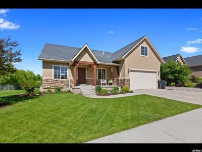 Payson Single Family Home For Sale: 1085 E Greenridge