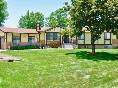 Orem Single Family Home For Sale: 1683 N Main St