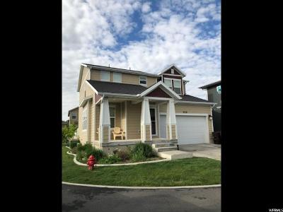 Midvale Single Family Home For Sale: 939 W Rebecca View Dr S