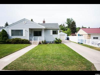 River Heights Single Family Home For Sale: 575 E 400 S