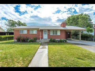 Orem Single Family Home For Sale: 537 S 400 E