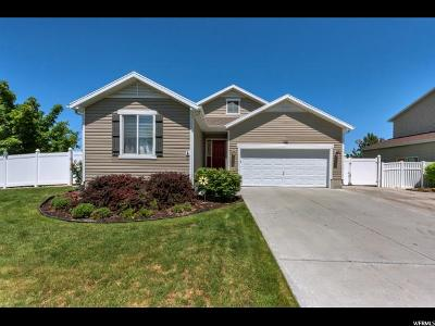 Stansbury Park Single Family Home For Sale: 126 Dory Ln